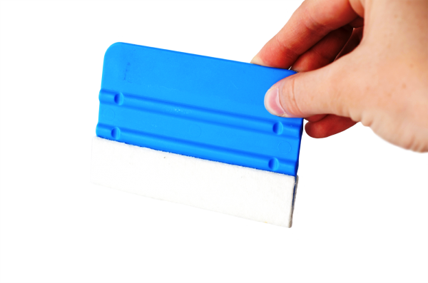 Lithoprotect® Plastic Squeegee DXRA100 with felt